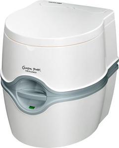 Toaleta turystyczna Excellence 21L ze wskaźnikiem + zestaw płynów 2x150ml Thetford / GWARANCJA 24 MSC. / Tanie RATY / DOSTAWA GRATIS !!! - 2822244135
