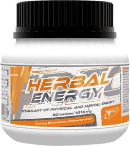 Trec - Herbal Energy 60 kaps. - 2822244198
