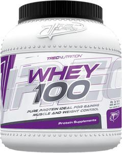 Trec - Whey 100 1500g (truskawka) / Tanie RATY - 2822244303
