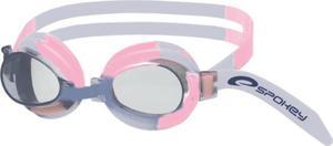 Okulary pływackie dziecięce Jellyfish (różowo-fioletowe) / GWARANCJA 12 MSC. - 2822244750