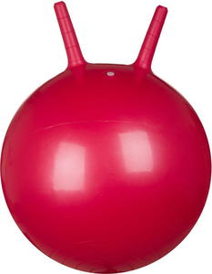Piłka skacząca z rogami 45cm Energetic Body / GWARANCJA 12 MSC. - 2822244935