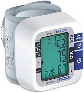 Ciśnieniomierz elektroniczny TMA-200 Tech-Med / GWARANCJA 24 MSC. - 2822244992