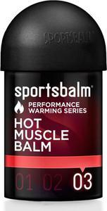 Balsam intensywnie rozgrzewający Hot Muscle Balm 150ml Sportsbalm - 2822245037
