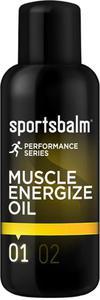 Energetyzujący olejek do mięśni Muscle Energize Oil 200ml Sportsbalm - 2822245038