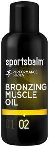 Brązujący olejek do mięśni Bronzing Muscle Oil 200ml Sportsbalm - 2822245039
