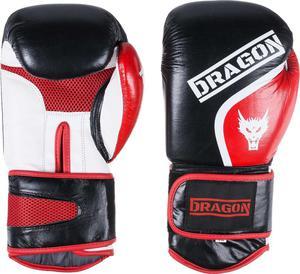 Rękawice bokserskie skórzane Aero Dragon / GWARANCJA 12 MSC. / Tanie RATY - 2846403558