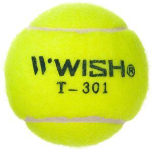 Piłki do tenisa ziemnego Wish T301 3 szt. - 2822245700
