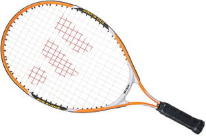 Rakieta tenisowa dla dzieci Wish JR 2600 (pomarańczowa) / GWARANCJA 12 MSC. - 2822245793
