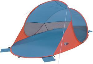 Namiot plażowy Mitjana High Peak (niebiesko-czerwony) / GWARANCJA 24 MSC. / Tanie RATY - 2852657587