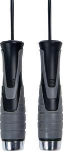 Skakanka Speed z obciążnikami 2x100g BK 256 Body Sculpture / GWARANCJA 24 MSC. - 2822245879