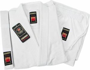 Kimono do judo z pasem 400 Bushindo / GWARANCJA 12 MSC. / Tanie RATY - 2822246149