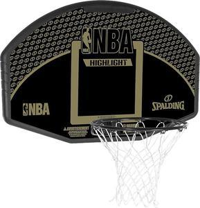 Tablica do koszykówki NBA Highlight Backboard Spalding / GWARANCJA 24 MSC. / Tanie RATY / DOSTAWA GRATIS !!! - 2822246644