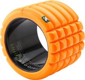 Piankowy Roller TriggerPoint Grid Mini (pomarańczowy) / GWARANCJA 12 MSC. / Tanie RATY - 2822246760