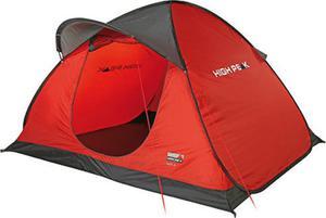 Namiot 3-osobowy samorozkładający się Swift 3 High Peak (czerwony) / Tanie RATY - 2853193210