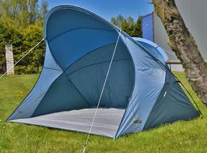 Namiot plażowy Evia High Peak (niebieski) / Tanie RATY - 2850306882