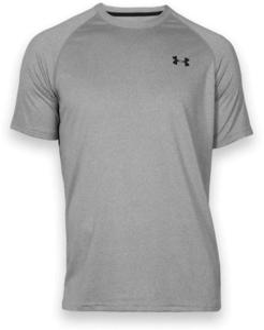 Koszulka Men's Tech Shortsleeve T Under Armour (szara) / Tanie RATY - 2842622393