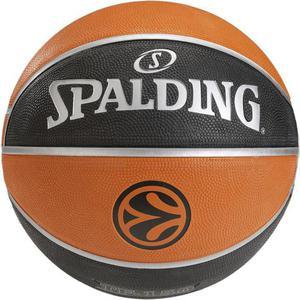 Piłka do koszykówki Euroleague Outdoor TF 150 7 Spalding / Tanie RATY - 2822247349
