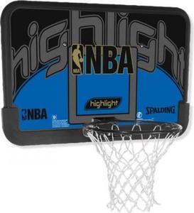 Tablica do koszykówki NBA Highlight Spalding / Tanie RATY / DOSTAWA GRATIS !!! - 2822247480