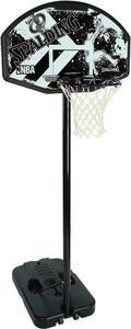 Stojak z tablicą kompozytową do koszykówki NBA Alley Oop Spalding / Tanie RATY / DOSTAWA GRATIS !!! - 2822247475