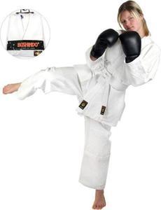 Kimono do karate Bushindo z pasem - komplet 150cm / Tanie RATY - 2822240761