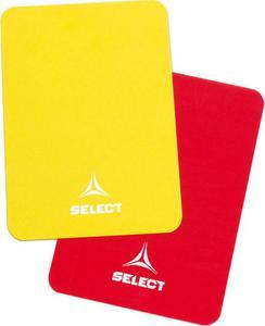 Kartki sędziowskie 2 szt. Select - 2847900006