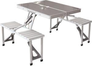 Zestaw stolik z krzesłami King Camp / Tanie RATY - 2822247740