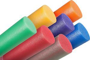 Makaron do pływania, noodle Comfy (mix kolor) - 2822248199