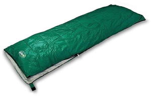 Śpiwór Allto Camp Active (zielony) - 2822248374