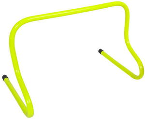 Płotek treningowy Senior 50x30cm Select (żółty fluo) - 2822248459