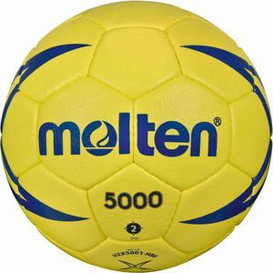 Piłka ręczna H2X5000-X IHF 2 Molten (żółta) / Tanie RATY - 2822248605