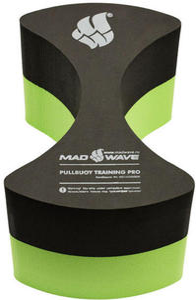 Deska do pływania Pullbuoy Pro Mad Wave (zielony) - 2822248729