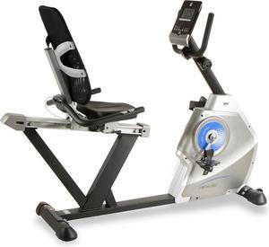 Rower magnetyczny poziomy Comfort Ergo BH Fitness / Tanie RATY / DOSTAWA GRATIS !!! - 2822248909