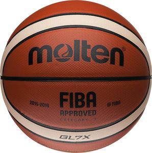 Piłka do koszykówki GL7X FIBA Molten / Tanie RATY / DOSTAWA GRATIS !!! - 2822248935