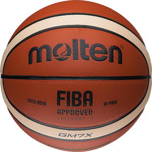 Piłka do koszykówki GM7X 7 Molten / Tanie RATY - 2846403565