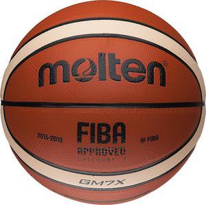 Piłka do koszykówki GM7X Molten / Tanie RATY - 2846403565