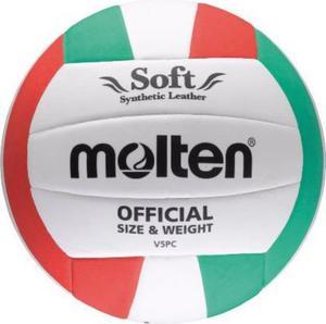Piłka siatkowa V5-PC Soft Molten - 2822248983