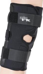 Profesjonalny stabilizator kolana - stalowe pręty / GWARANCJA 6 MSC. - 2822240802