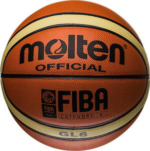 Piłka do koszykówki GL 6 Molten / Tanie RATY - 2822249410