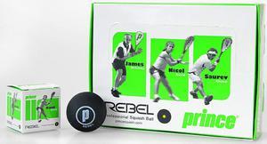 Piłeczka do squasha Rebel 1 YD Prince - 2822249477