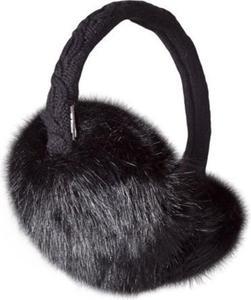 Nauszniki Fur Earmuffs Barts (czarne) - 2822249488