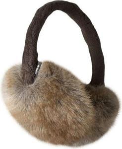 Nauszniki Fur Earmuffs Barts (camel) - 2822249493