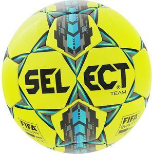 Piłka nożna Team 5 2015 FIFA Select (żółto-niebieska) / Tanie RATY - 2849892308
