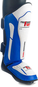 Ochraniacze piszczel-stopa Modern AL Professional Fighter (niebieski) / Tanie RATY - 2822249696