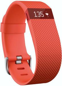 Monitor aktywności Charge HR Fitbit (pomarańczowy) / Tanie RATY / DOSTAWA GRATIS !!! - 2822250079