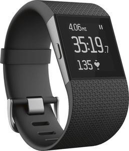 Monitor aktywności Surge HR GPS Fitbit (czarny) / Tanie RATY / DOSTAWA GRATIS !!! - 2822250082