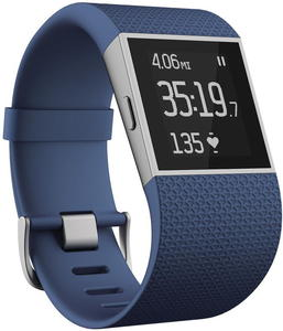 Monitor aktywności Surge HR GPS Fitbit (niebieski) / Tanie RATY / DOSTAWA GRATIS !!! - 2822250081