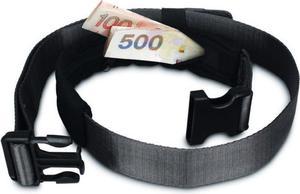 Pasek ze schowkiem Cashsafe 25 PacSafe (czarny) - 2822250161