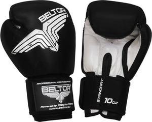 Rękawice bokserskie Standard Beltor (czarne) / Tanie RATY - 2822250509