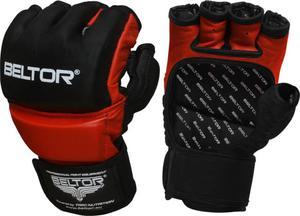 Rękawice MMA One Beltor (czarno-czerwone) / Tanie RATY - 2822250541