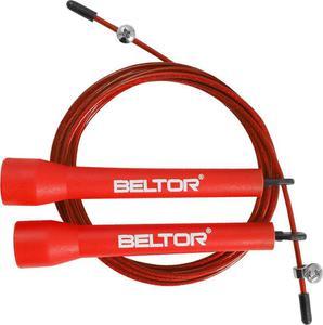 Skakanka Cross Light Beltor (czerwona) - 2835816135